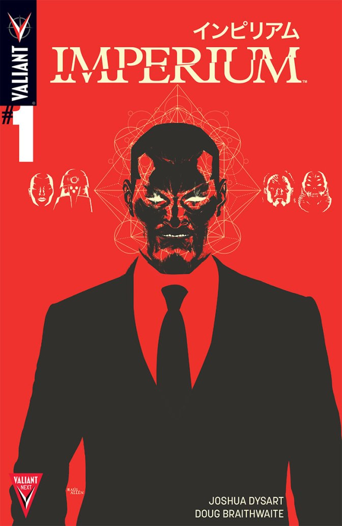 Advance Review of Imperium #1