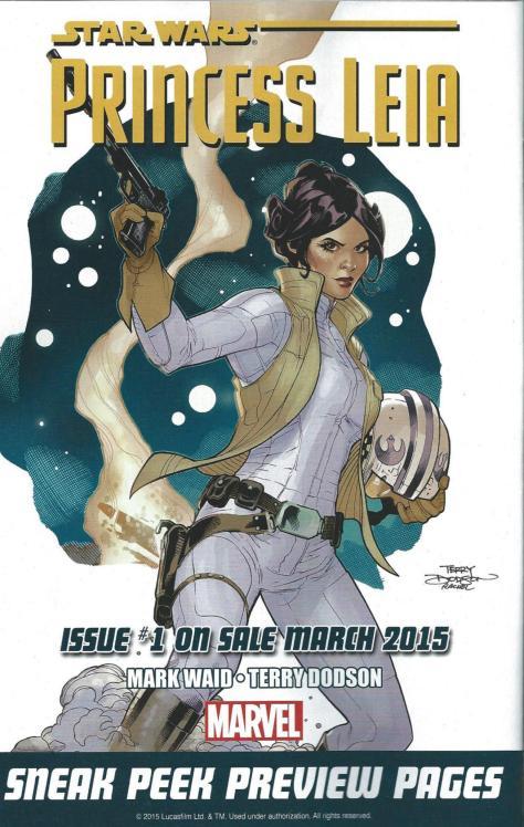 Princess Leia Preview