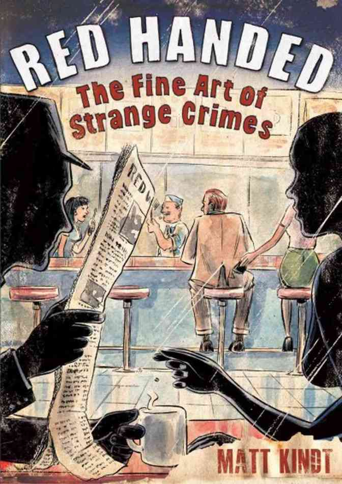 Cracking The Kindt Case: Red Handed