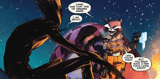 This Week's Finest: Rocket Raccoon #7