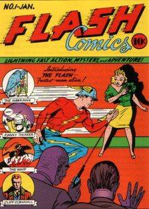 Flash Comics 1