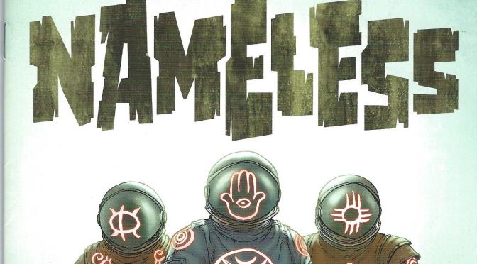 THIS WEEK'S FINEST – Alan Moore and Brian Michael Bendis Discuss Nameless #1