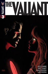 The Valiant 3 Paolo Rivera