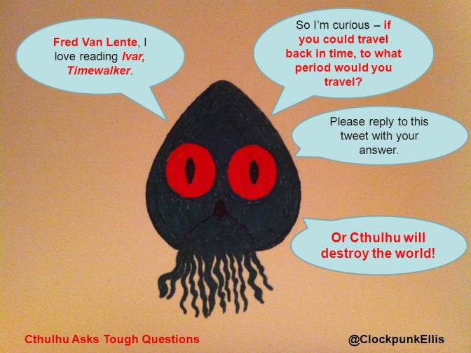 Cthulhu Asks Tough Questions – The Fred Van Lente Interview