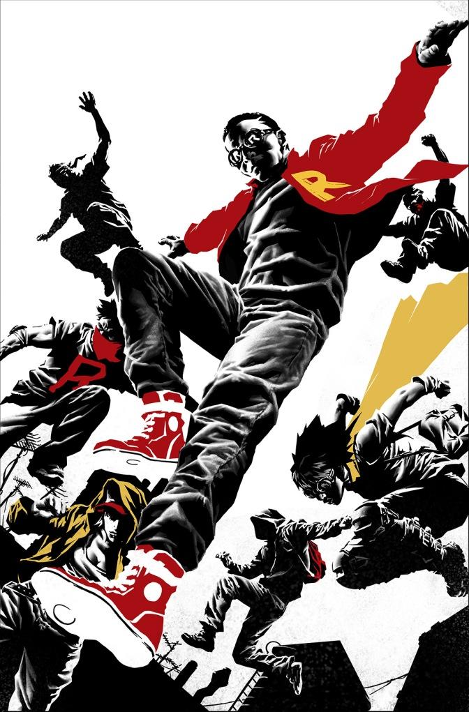 Comic Convo: DC Comics Post Convergence