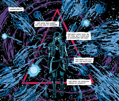 From Southern Cross #1 by Andy Belanger