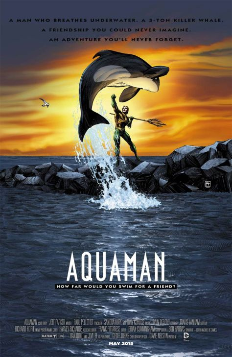 Aquaman 40 Richard Horie