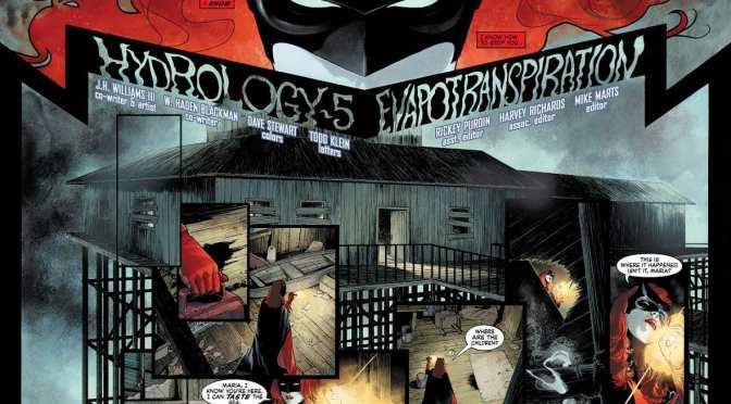 Imagining a Batwoman Film
