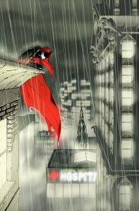Batwoman 8 Amy Reeder