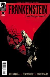 Frankenstein Underground 1