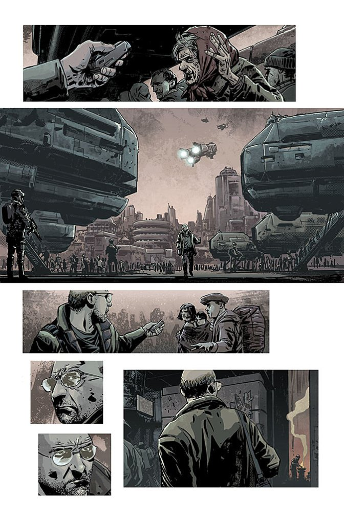THIS WEEK'S FINEST – Invisible Republic #1