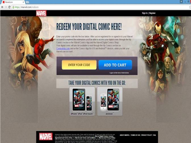 Why is eBay Removing Listings for Marvel's Digital Codes?