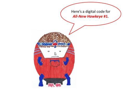 Modok Hawkeye 1