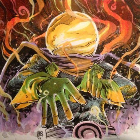 Mysterio Mike Henderson