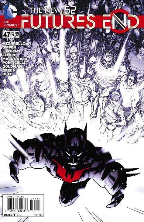 New52 Futures End 47