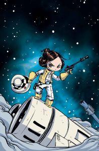 Princess Leia 1 Skottie Young