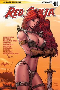 red sonja cover A