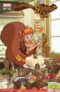 The Unbeatable Squirrel Girl 3 Gurihiru