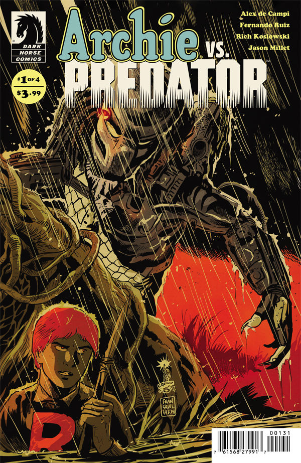 Advanced Review of Archie vs Predator #1