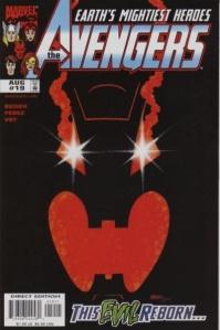Avengers 19 George Perez