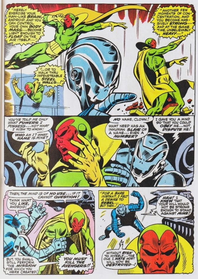 Ages of Ultron, The Beginning