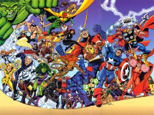 Avengers-by-George-Perez
