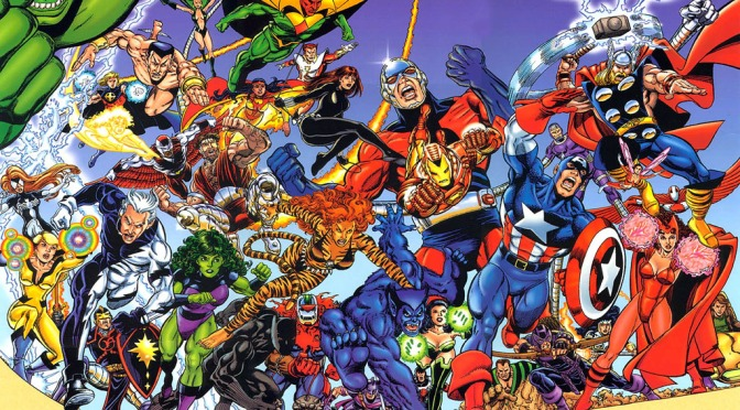 Tuesday Top Ten: Our Favorite Avengers