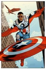 Captain America Evan Doc Shaner