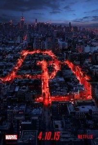 Daredevil Netflix promo poster