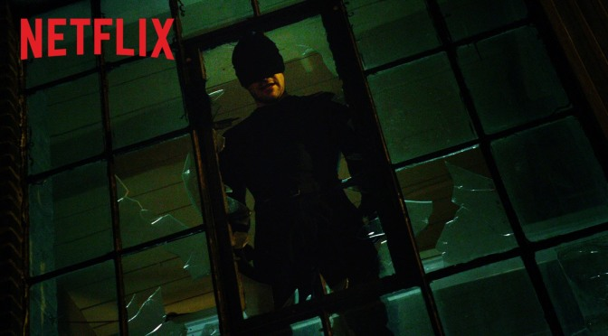 Review of Daredevil, episodes 7-9