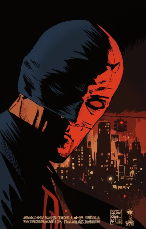 Man Without Fear Francesco Francavilla