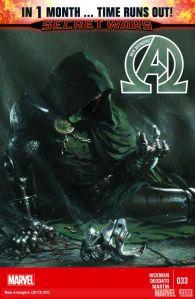 New Avengers 33 Gabriell Dell'otto