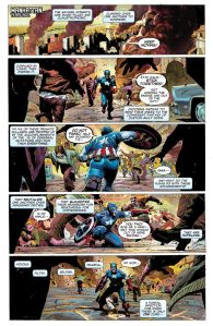 Rage of Ultron first page Opena