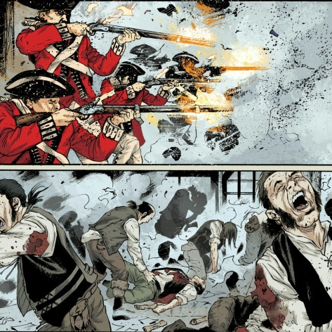 From Rebels #1 by Andrea Mutti