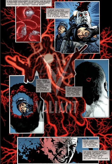 From Bloodshot Reborn #1 by Mico Suayan