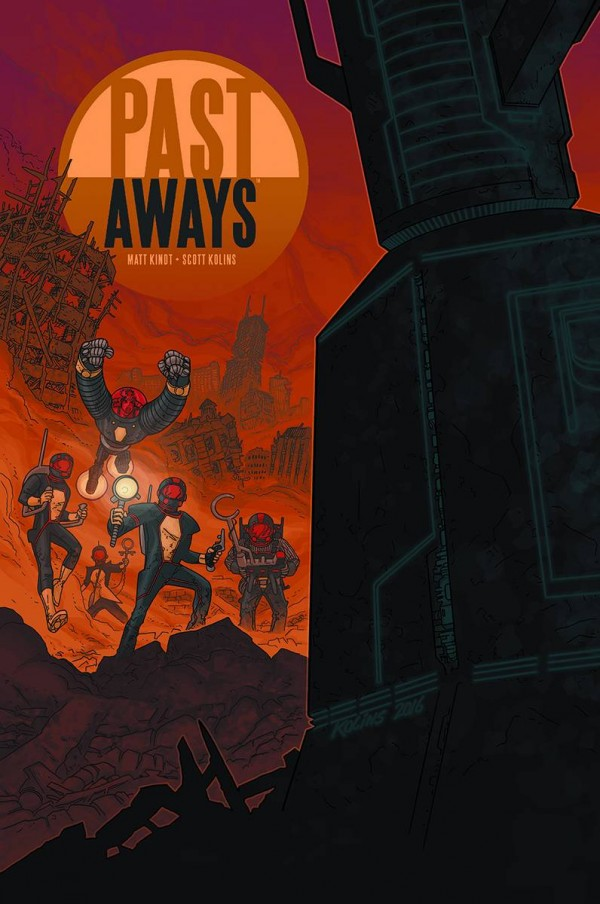 Review From The Future: Past Aways #2