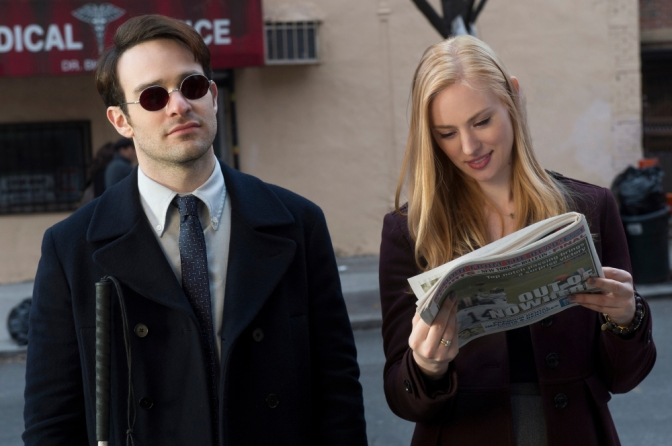 Review of Daredevil, Episodes 12-3