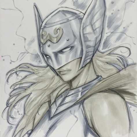 All NewThor by Alvin Lee