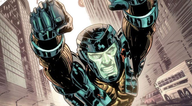 Advance Review Dead Drop #1
