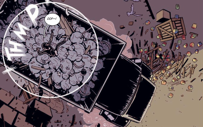 This Week's Finest: Deadly Class #13