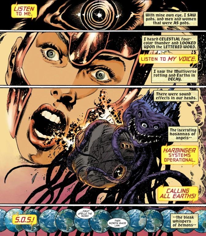 Comic Convo: Multiversity #2