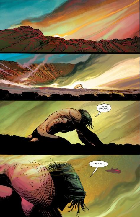 From Superman #40 by John Romita Jr