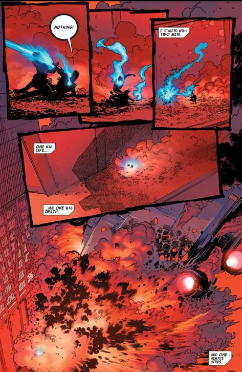 From Avengers #44 by Kev Walker