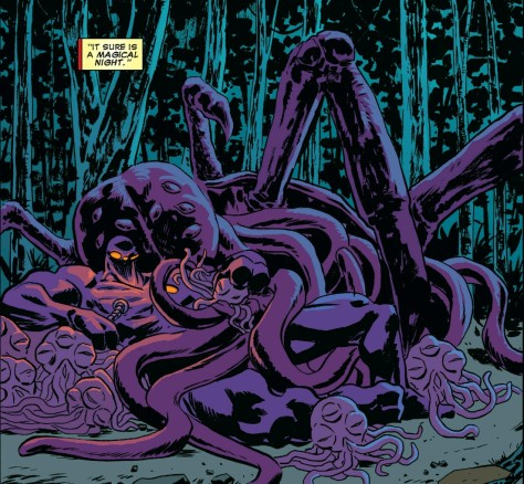 From Secret Avengers #15 by Michael Walsh