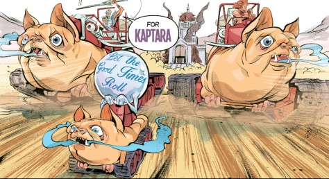From Kaptara #2 by Kagan McLeod