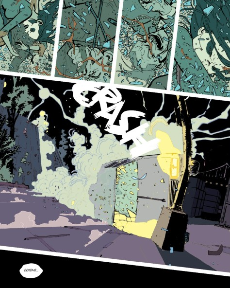 From Deadly Class #13 by Wes Craig
