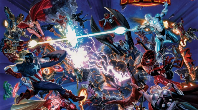 This Year's Finest 2015: Secret Wars Show's Me A Hero