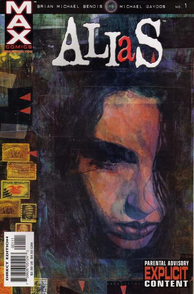 Alias 1 Cover