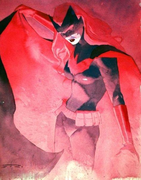 Batwoman Esad Ribic