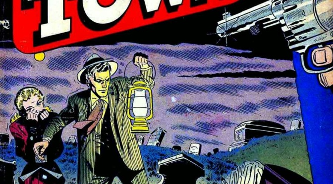 Ask Egg Fu:  DC's Forgotten Crime Comics